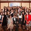Rosalie S. Abella, Ron Daniels, coordonnateurs et coordonnatrices de PBSC et le personnel du Bureau national lors du 15e anniversaire de PBSC.