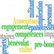 Wordle engagement associatif