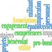 Wordle engagement associatif